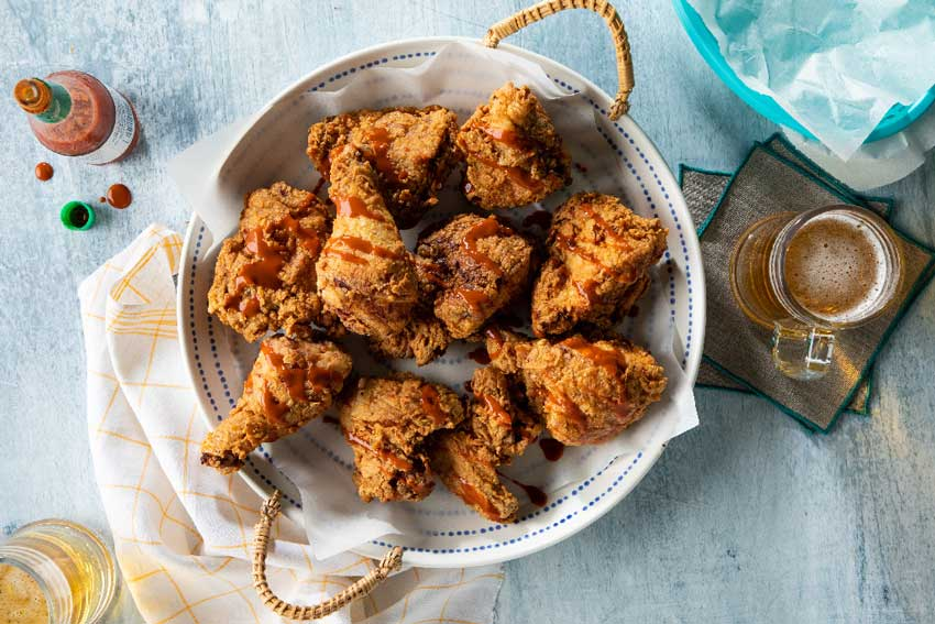 راه اندازی فست فود مرغ سوخاری