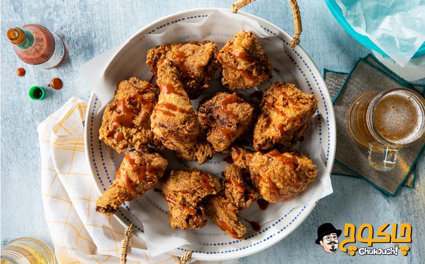 چرا مرغ سوخاری در بین غذاهای سوخاری محبوب است؟