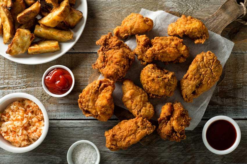 محبوبیت مرغ سوخاری در کشورهای مختلف